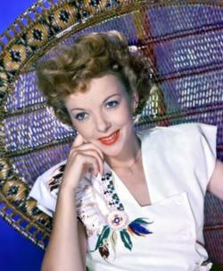 Ida Lupino portrait, circa 1945