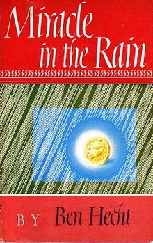 Miracle In The Rain cover