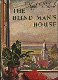The Blind Man's House book cover