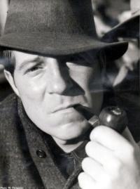 Jean Gabin in the 1939 French film Remorques
