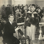Francis Lederer and Ida Lupino in Pickford-Lasky's One Rainy Afternoon (1936)