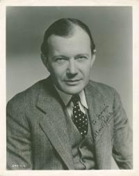 Willard Robertson in 1933