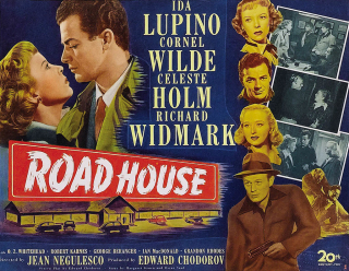 Road House (1948) poster