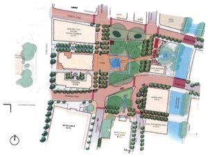Main Plaza plans